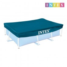 COBERTOR PISCINA RECTANGULAR 300X200 CM INTEX 28038