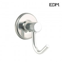 PERCHA SIMPLE - CROMADA - (ENVASADO) - EDM