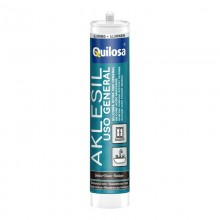 AKLESIL SILICONA BRONCE CARTUCHO 280ML QUILOSA