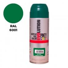 SPRAY RAL 6001 VERDE ESMERALDA 400ML.