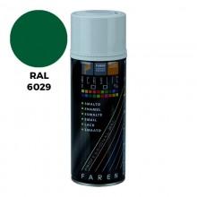 SPRAY RAL 6029 VERDE MENTA 400ML.
