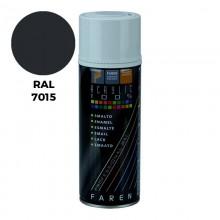 SPRAY RAL 7015 GRIS PIZARRA 400ML.