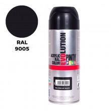 SPRAY RAL 9005 NEGRO BRILLANTE 400ML