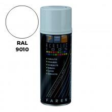 SPRAY RAL 9010 BLANCO OPACO 400ML