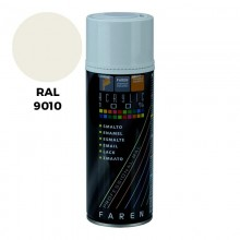 RAL 9010 BLANCO ELECTRODOMESTICO 400ML
