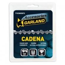 "CADENA MOTOSIERRA 18""/45CM 72 ESLABONES GARLAND 7103805872"